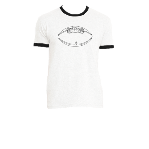 ORS FOOTBALL TEE - ONE RUN SPORTS