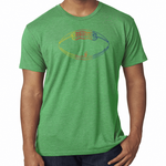 Football Blend TEE - ONE RUN SPORTS