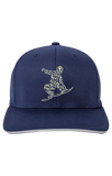 CRISPY CAP 2 (Sliver Logo) - ONE RUN SPORTS