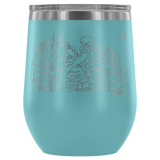 UNITY 12oz Wine Tumbler - ONE RUN SPORTS
