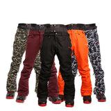 Man's snowboard/Ski Pants - ONE RUN SPORTS