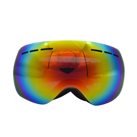 Single Layer Anti-fog Ski Googles Men/Women