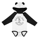 ORS PANDA ONESIE - ONE RUN SPORTS
