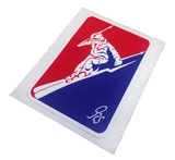 ORS SKIING STICKER 1 - ONE RUN SPORTS