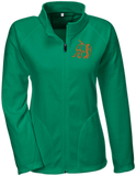 ORS Ladies Microfleece Zipper Sweater - ONE RUN SPORTS