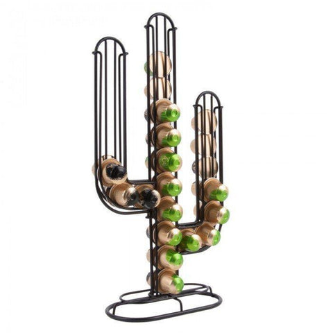 Coffee Pod Cactus Stand