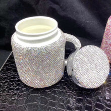 Load image into Gallery viewer, Sparkling Crystal Rhinestones Mug