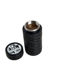 Load image into Gallery viewer, Wheel Tyre Thermos Cup