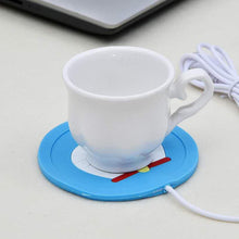 Load image into Gallery viewer, Cute Cartoons' USB Silicone Coffee Heater