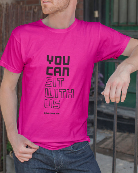 You Can Sit With Us Shirt