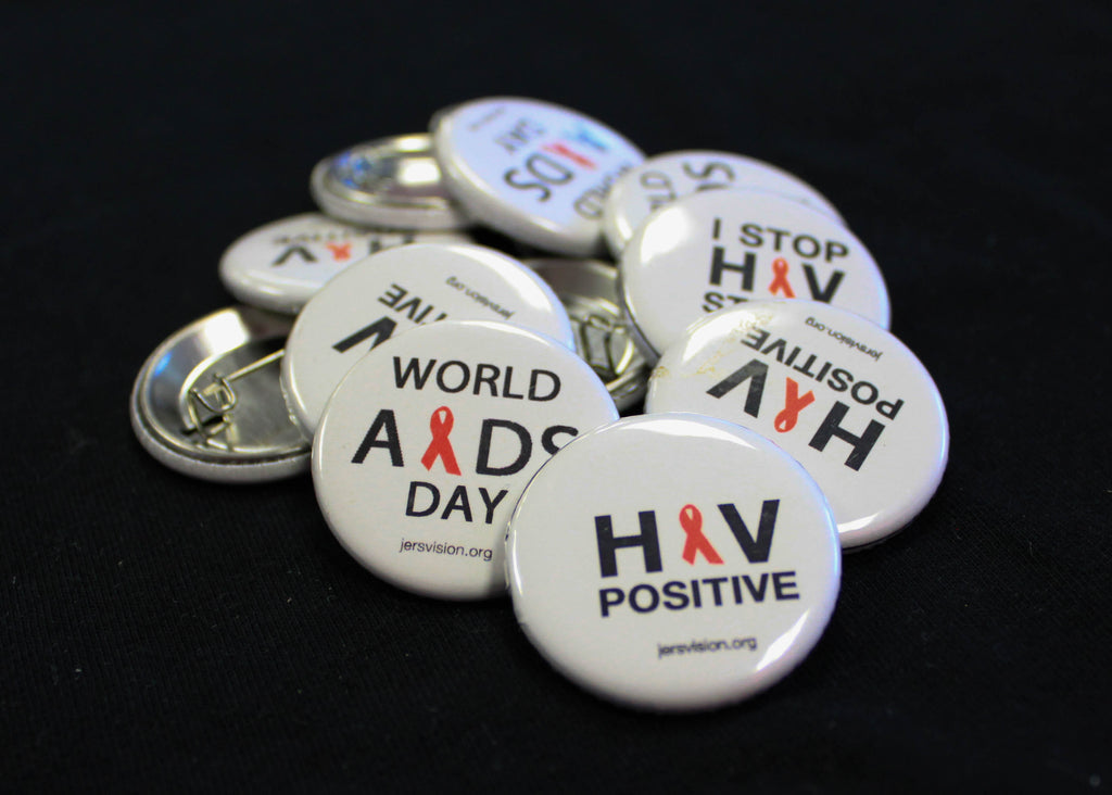 HIV Buttons