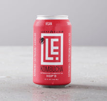 Load image into Gallery viewer, 12-pack Hop'd Kombucha