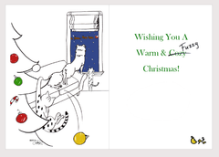Christmas Cards: A warm and fuzzy Christmas  (12)
