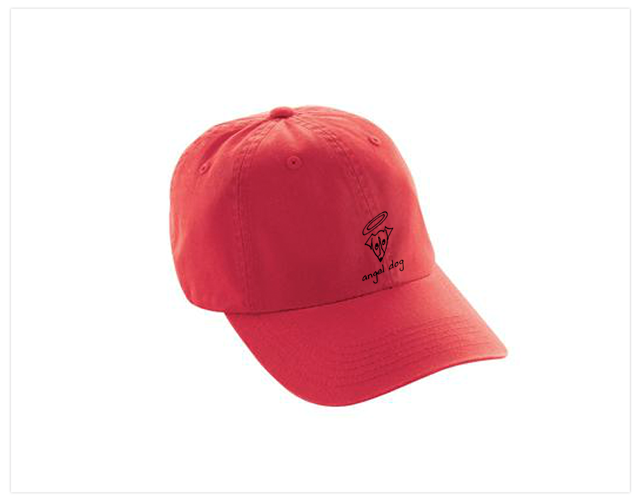 "Baseball Cap ""Angel Dog"""