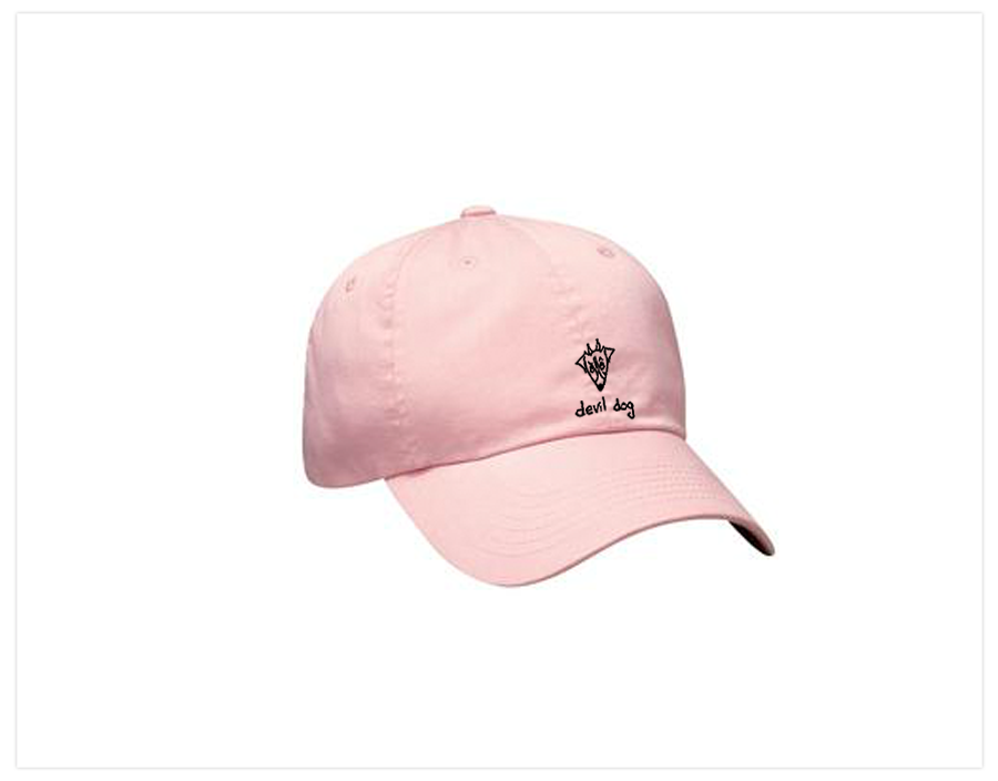 "Baseball Cap ""Devil Dog"""