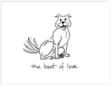 Children's T-shirts - Beat of Love