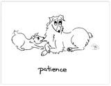Children's T-shirts - Patience