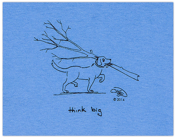 Think Big, Long SLeeve