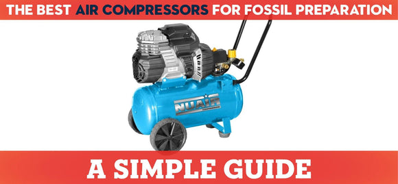 Basic Oiled Air Compressor Maintenance - ZOIC PalaeoTech