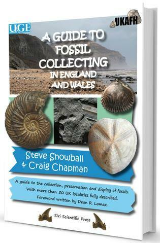 A Guide to Fossil Collecting in England and Wales fossil sites UK