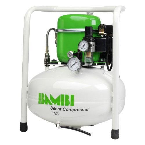 Bambi Air 24l Compressor silent BB24V BB24
