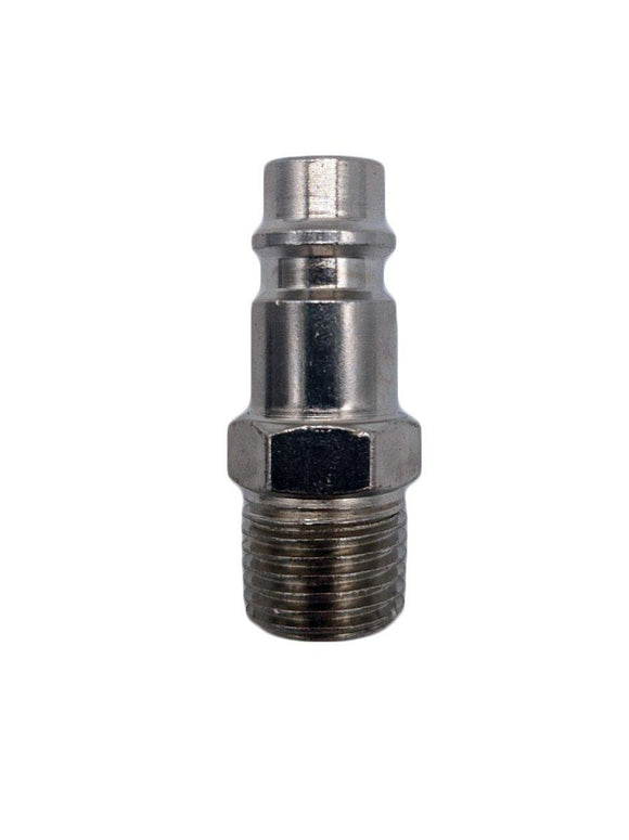 Euro male quick connector with 1/4 inch quarter male thread bsp release coupling