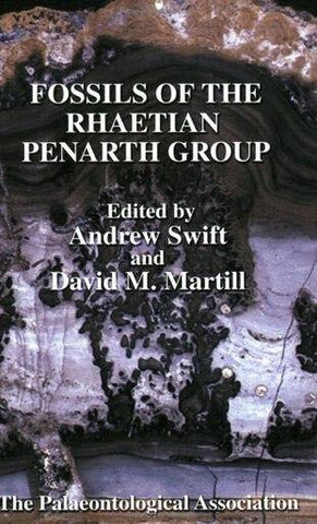 Fossils of the Rhaetian Penarth Group fossil hunting guide