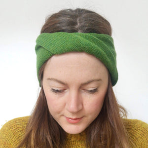 Ziggy Headband - Grass Green