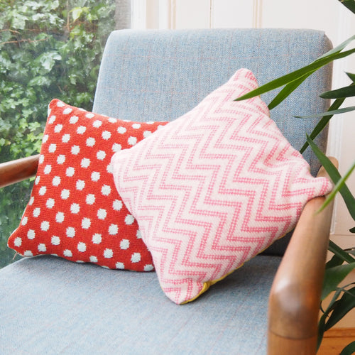Custom Cushions: Set of Two Small