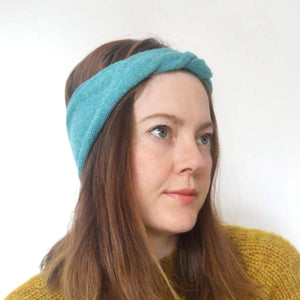 Ziggy Headband - Sky Blue