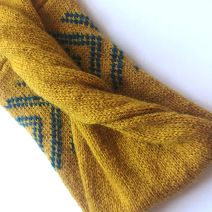Ziggy Headband - Yellow