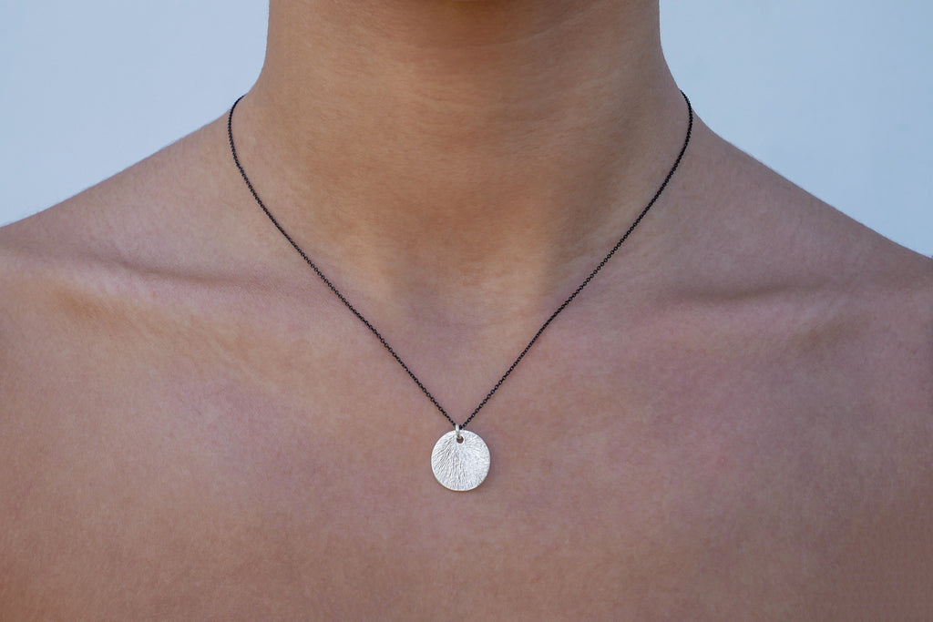 Coin Necklace - Katerina Roukouna