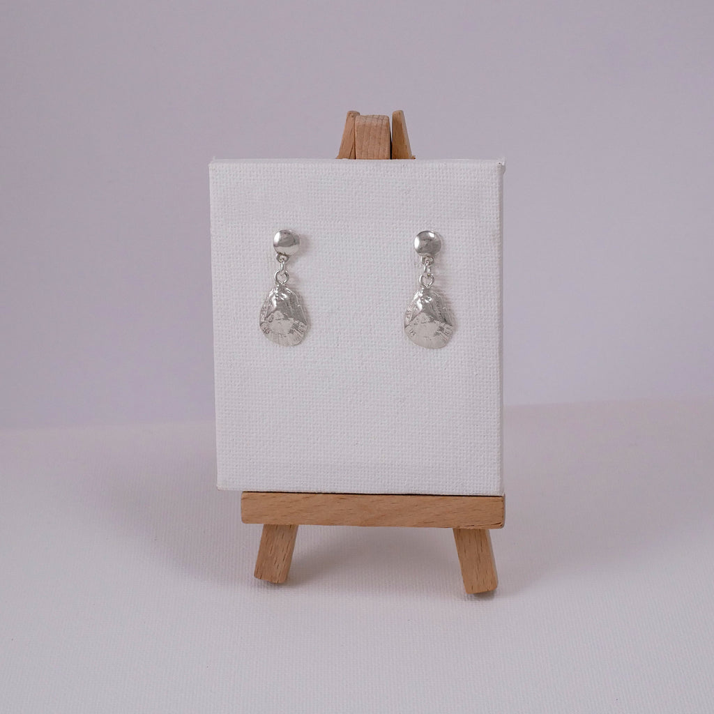 Limpet Earrings - Katerina Roukouna