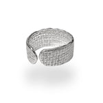 Load image into Gallery viewer, PATH Silver Ring - Katerina Roukouna