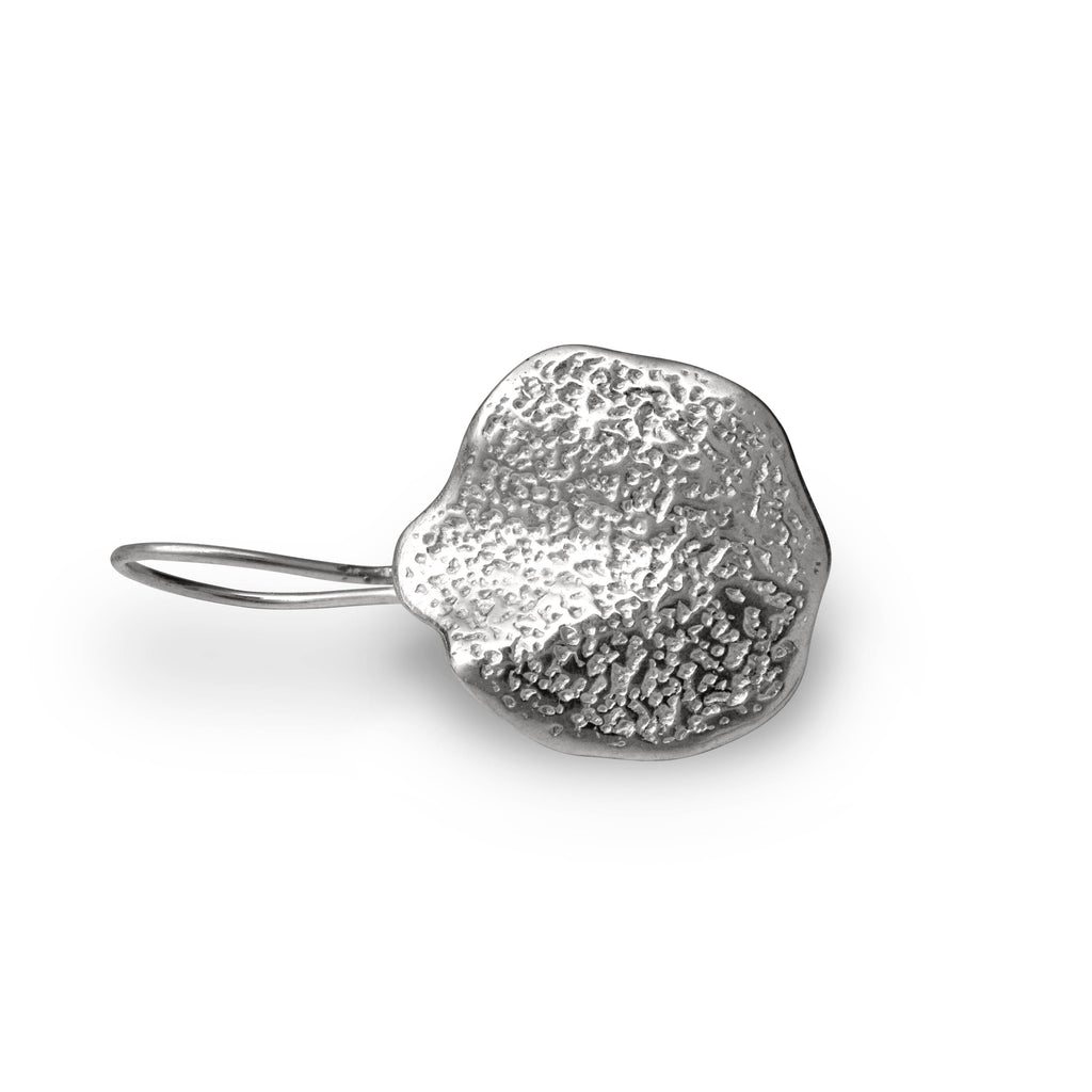FLOIOS Silver Earrings - Katerina Roukouna