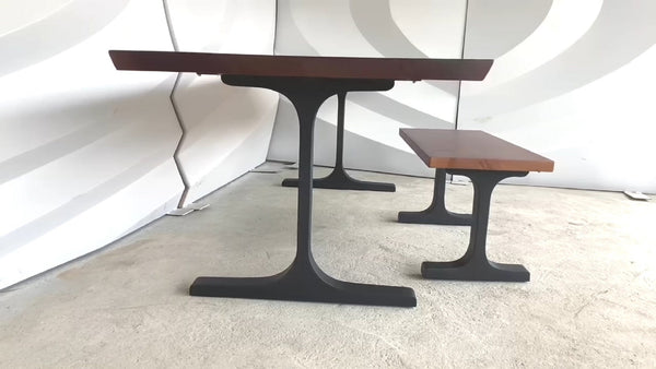 Elegance table legs 402 Wineglass 60 (Free Shipping USA)