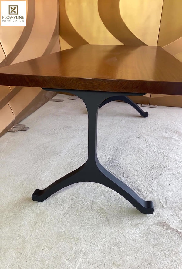 Elegance table legs 401 Wishbone 60 (Free Shipping USA)