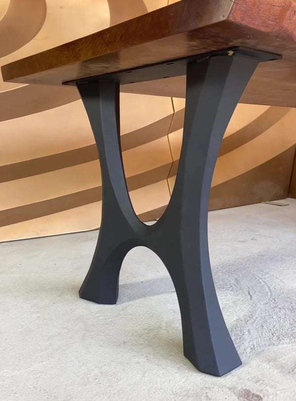 Elegance table legs 405 Haru (Free Shipping USA)