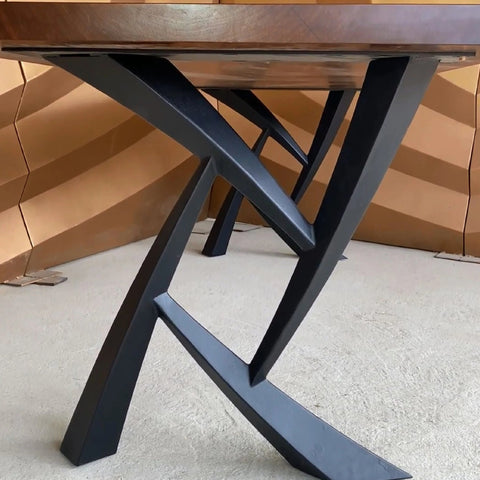 Elegance table legs 411 Draco (Free Shipping USA)