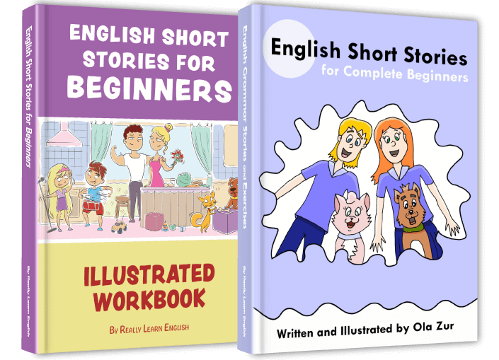 Click Here for English Short Stories for Beginners or Children