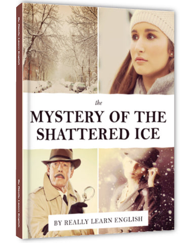 The Mystery of the Shattered Ice Cover