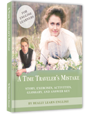 A Time Traveler's Mistake – a Story for English Learners