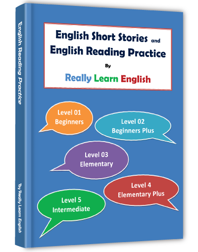 English Short Stories and English Reading Practice