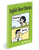 Emma and Jerry, English Story Book