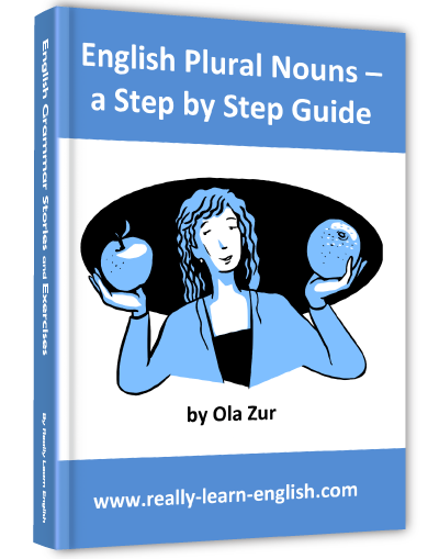 English Plural Nouns, a Step-by-Step Guide