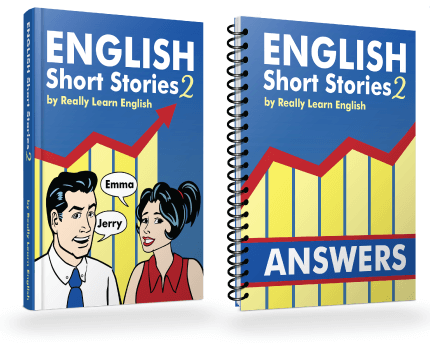 English Short Stories, Volume 2, Emma and Jerry
