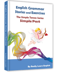 Simple Past Tense, Stories and Exercises