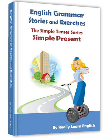 Simple Present Stories and Exercises