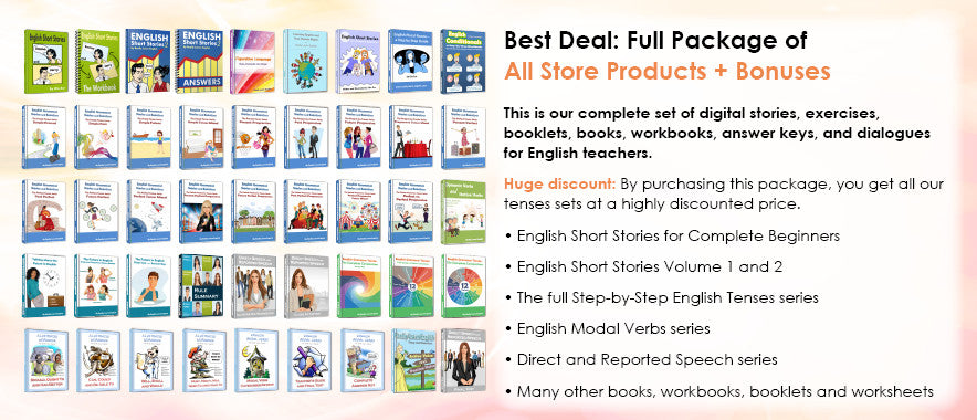 Best Deal: Full Package of All Store Products + Bonuses