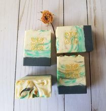 Load image into Gallery viewer, Earl Grey Tea Soap